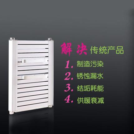 碳塑合金散热器